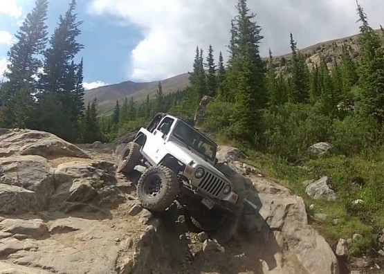 Breckenridge, Colorado Off Road Trails