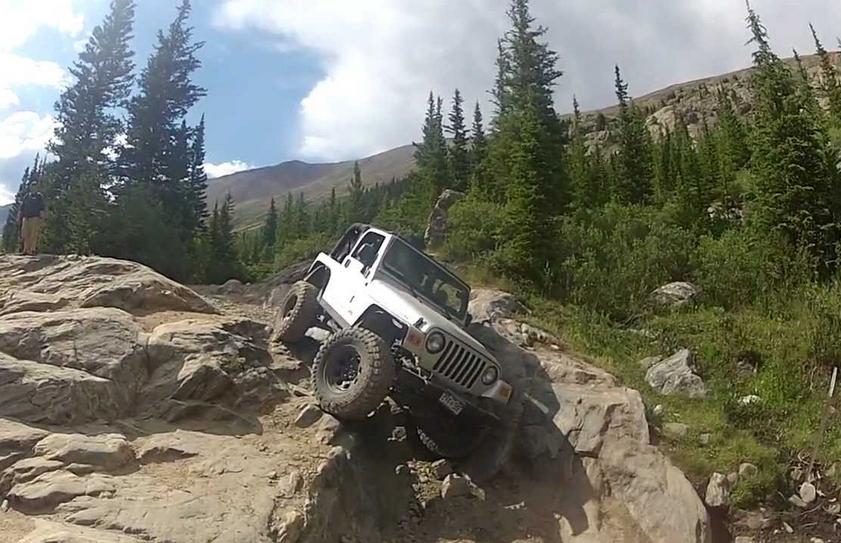 Breckenridge, Colorado Off Road Trails