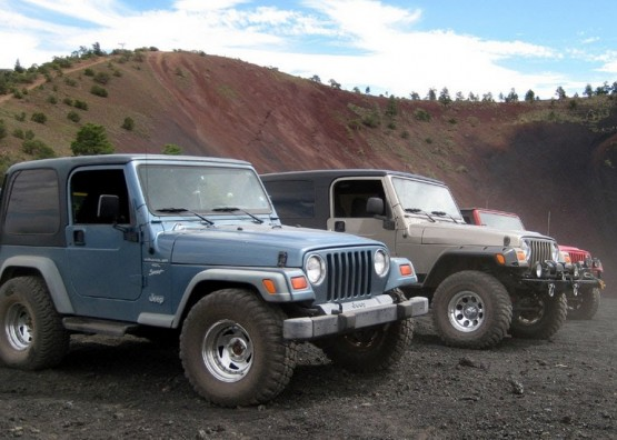 Cinder Hills ATV Area - Flagstaff, AZ