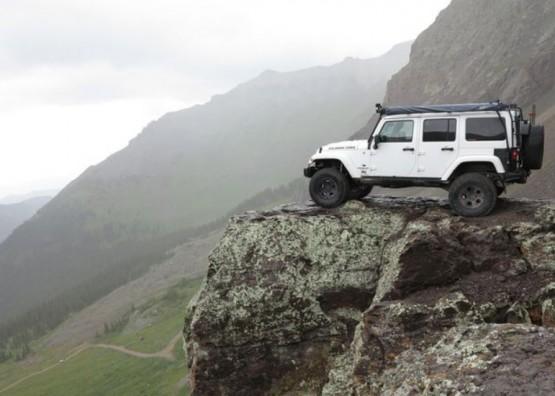 Imogene - Telluride to Ouray, Colorado
