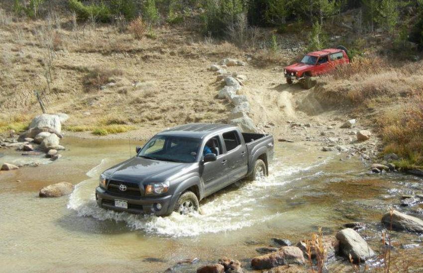 Indiana Creek Trail - Breckenridge, Colorado