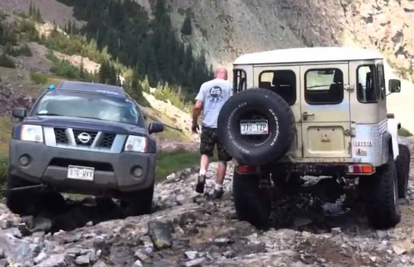Pearl Pass - Aspen, Colorado