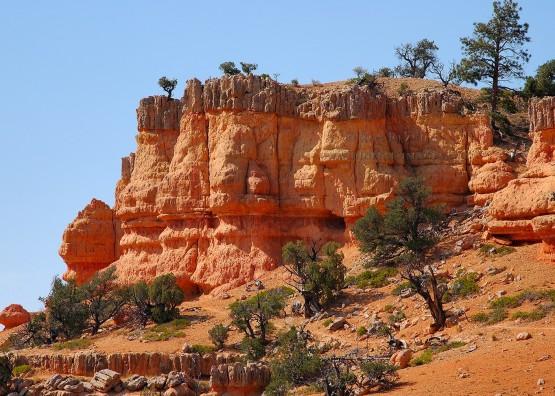 Red Canyon Trail Utah