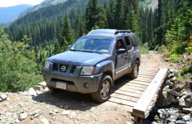 Santa Fe Mountain and Peru Trails - Montezuma, Colorado