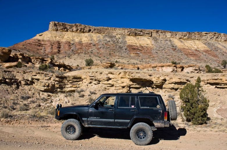 Swasey's Leap Trail – Green River, Utah