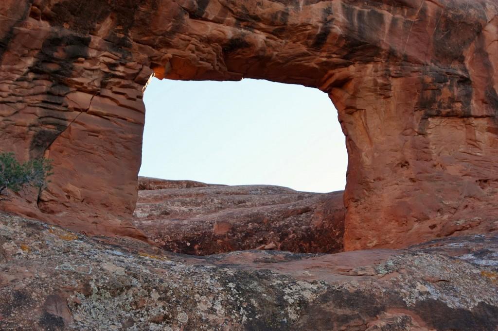 Behind The Rocks Moab Utah