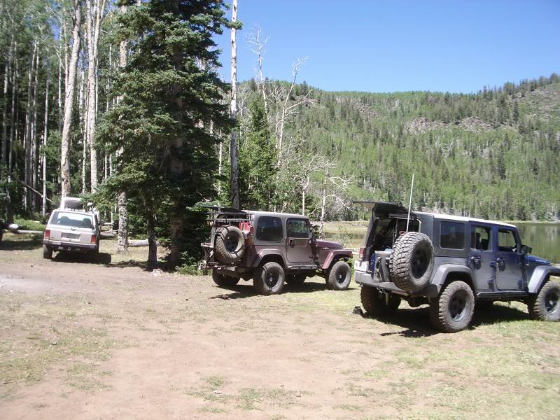 McGath Lake Trail