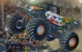 The Original Monster Trucks Action
