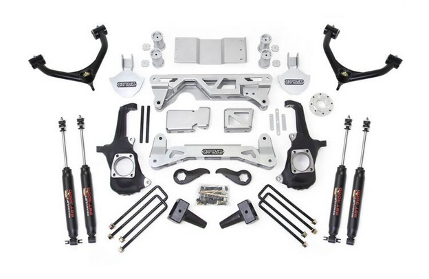 readylift 8-inch lift kit
